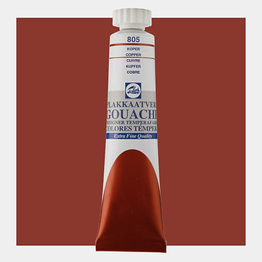 Gouache Extra-fine Quality Talens - Cuivre 805