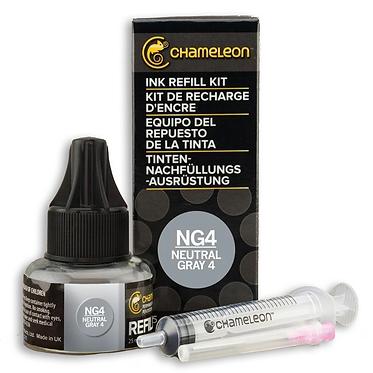 Kit de recharge d'encre Chameleon pour NG4
