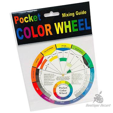 Cercle chromatique de poche