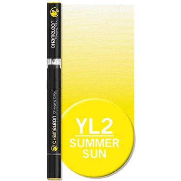 Chameleon Pen YL2 Summer Sun