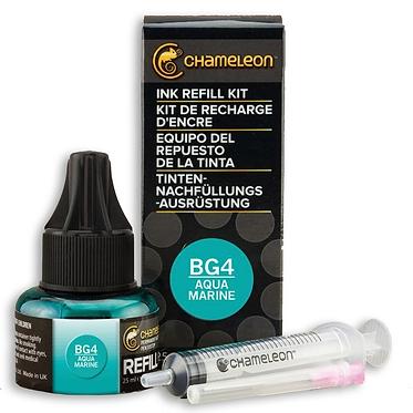 Kit de recharge d'encre Chameleon pour BG4