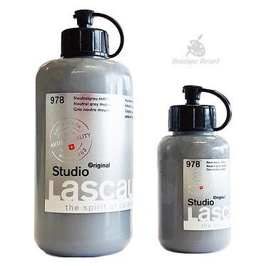 Acrylique Studio de Lascaux Gris neutre moyen 978