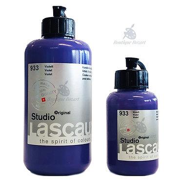 Acrylique Studio de Lascaux Violet 933
