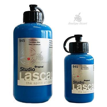 Acrylique Studio de Lascaux Bleu Céruleum 945