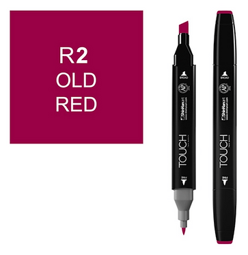 Touch marker R2 OLD RED