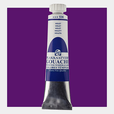 Gouache Extra-fine Quality Talens - Violet 536