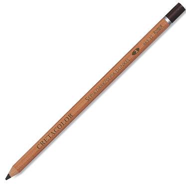 Crayon Sépia Dark de Cretacolor