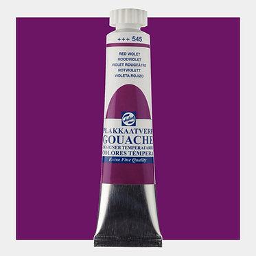 Gouache Extra-fine Quality Talens - Rouge violet 545
