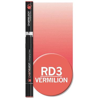 Chameleon Pen RD3 Vermillon