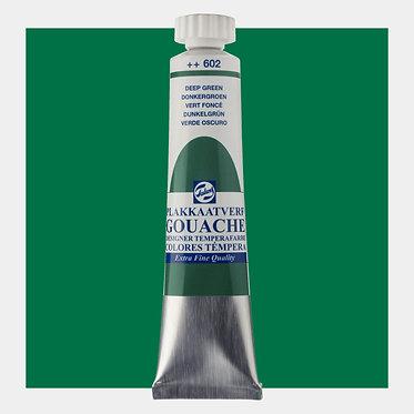 Gouache Extra-fine Quality Talens - Vert foncé 602