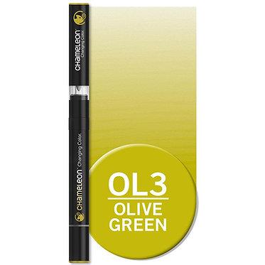 Chameleon Pen OL3 Olive Green