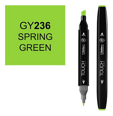 Touch Marker GY236 SPRING GREEN