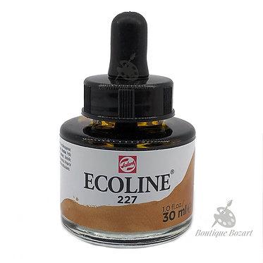 Encre Aquarelle Ecoline 30ml Ocre Jaune 227