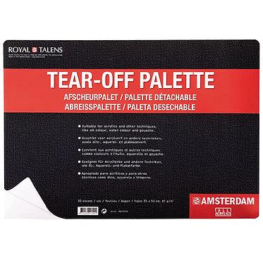 Palettes détachables Amsterdam XL 35 x 50 cm