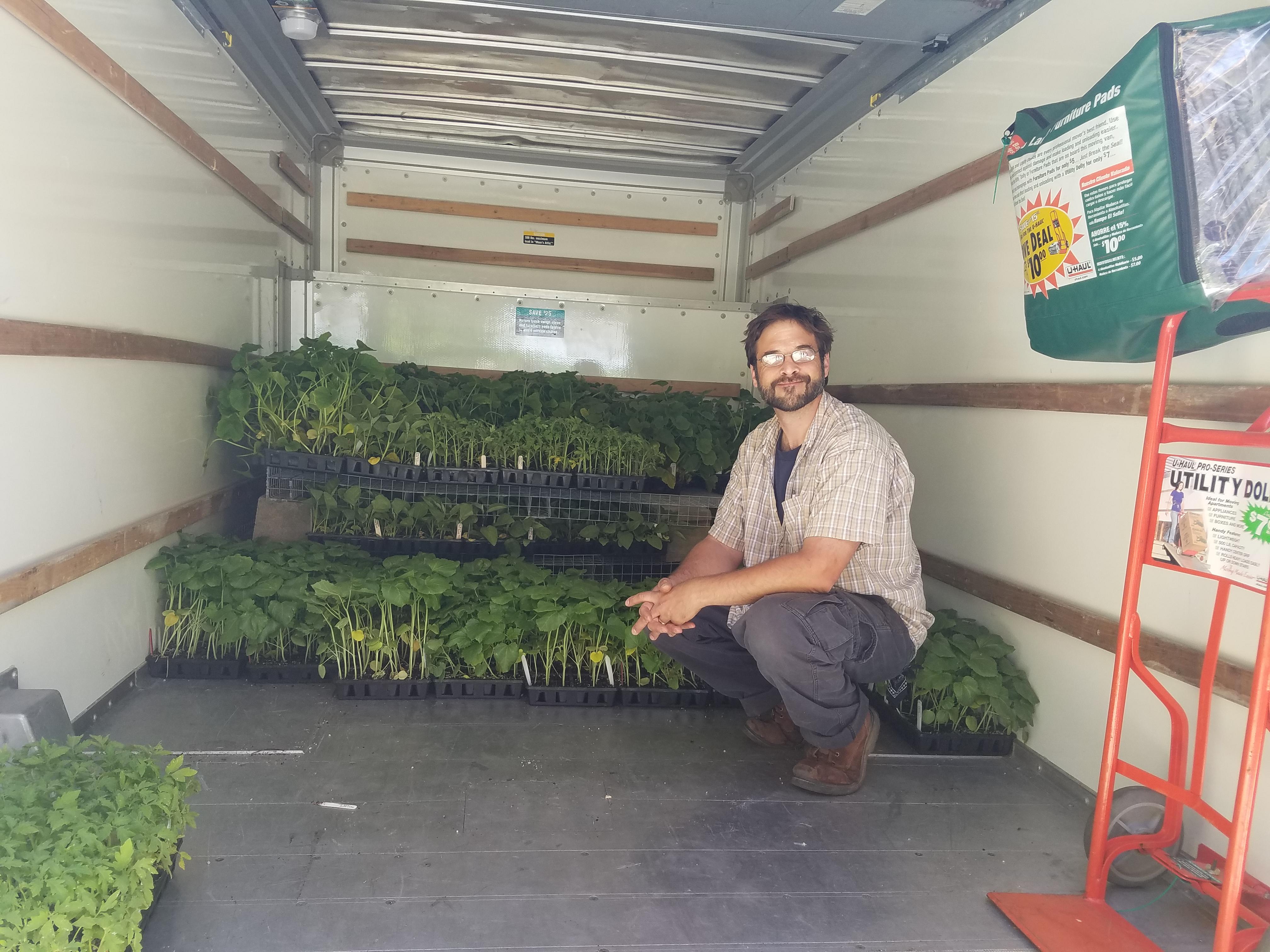 Jonathan plants