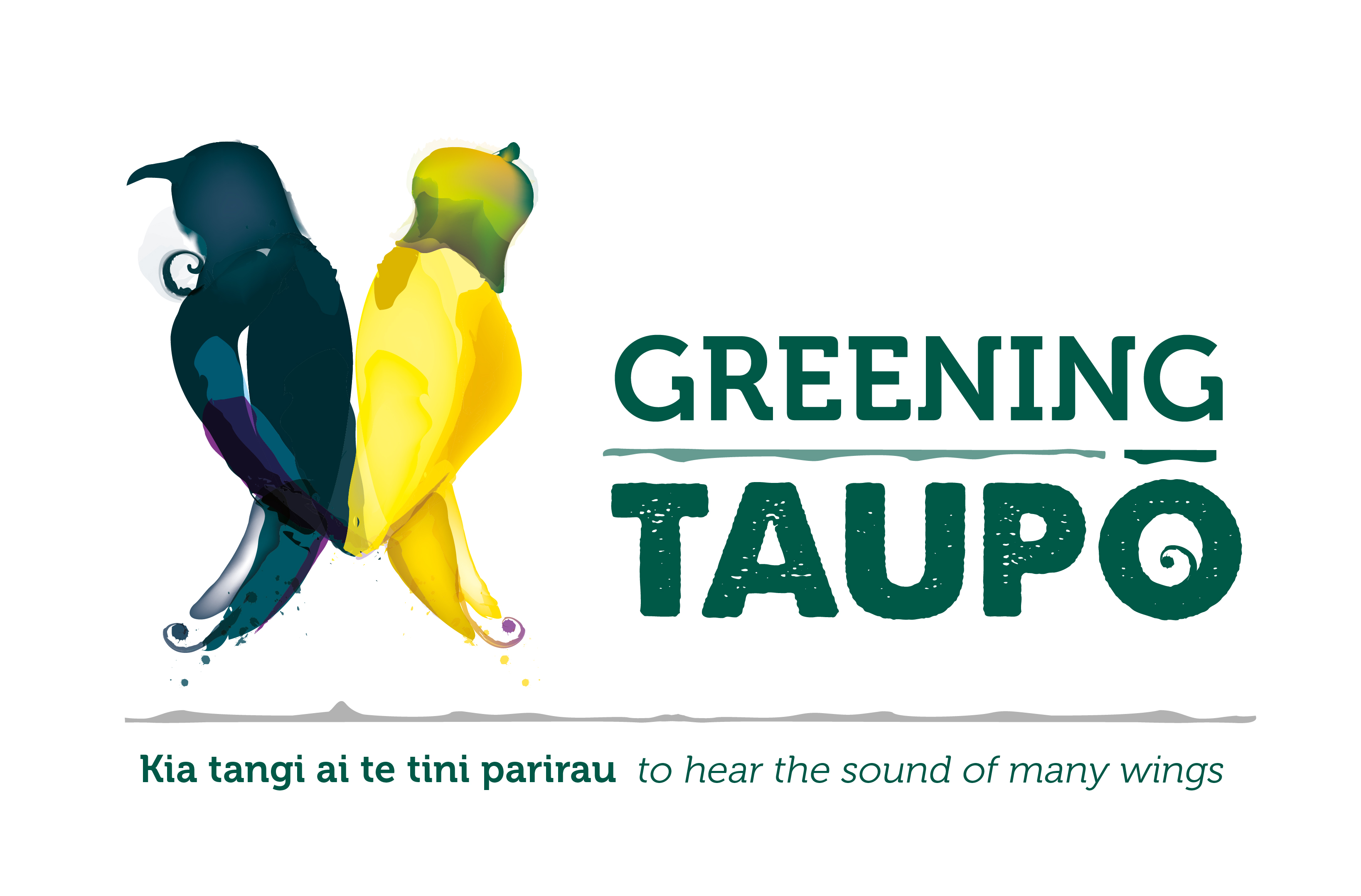 Greening Taupō