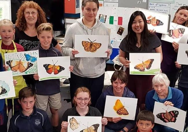 Nature Art - butterflies