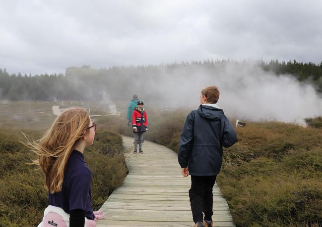 WW Meets Geothermal Plants