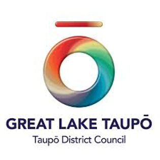 Taupō District Council log