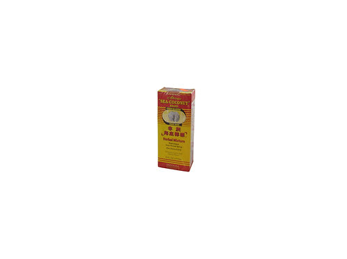 African Sea-Coconut Herbal Mixture (Syrup) for Sore Mouth & Throat