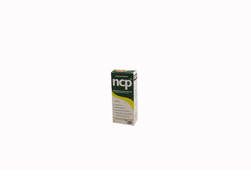 NCP Antiseptic Liquid for Daily Personal Hygiene and Natural Healing