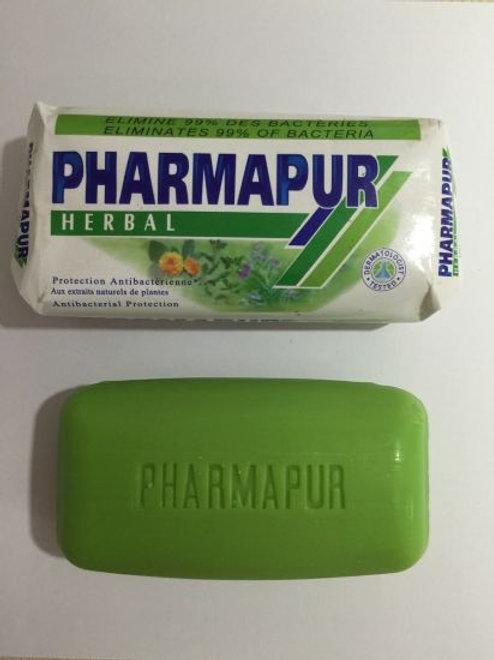 Pharmapur Herbal - Natural Antibacterial Soap
