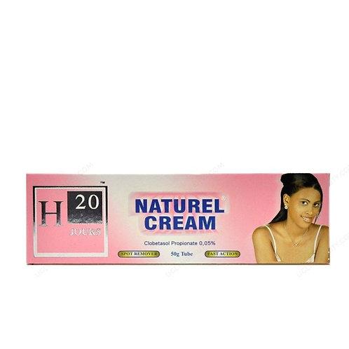 H 20 Jours Naturel Cream - Fast Action Spot Remover