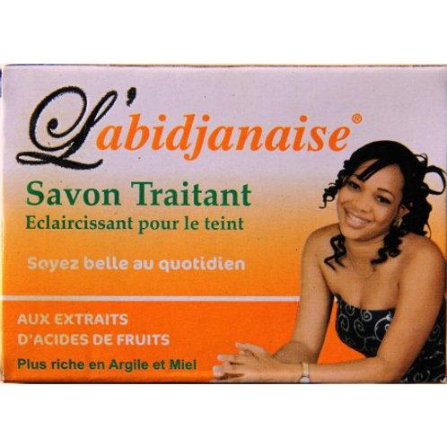 L'Abidjanaise Lightening Soap