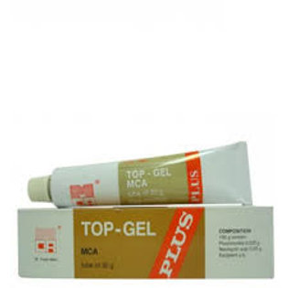 Top-Gel Plus for short courses skin disorders