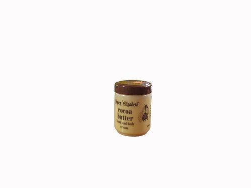 Queen Elisabeth Cocoa Butter Jar