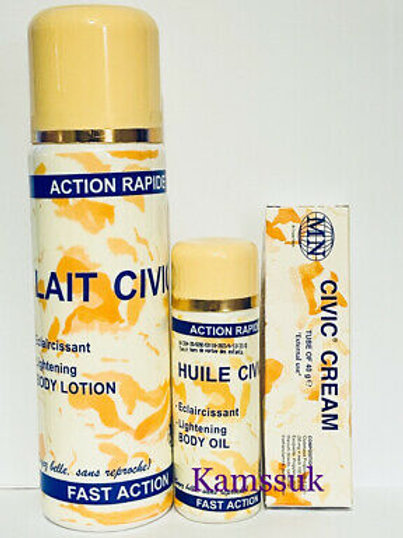 Lait Civic - Fast Action Lightening Body Lotion