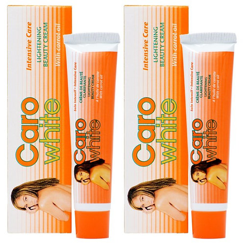 Caro White Intensive Lightening Cream with Carrot Oil