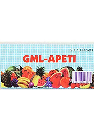 GML-APETI Stimulates Appetite to help with a Healthy Weight Gain