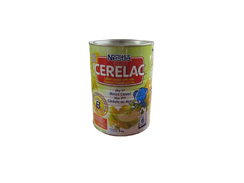 Cerelac Instant Cereals includes a range of nutritiuous, easily-digested cereals