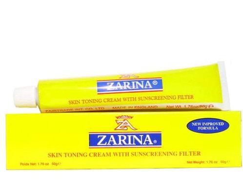 Zarina Skin Toning Cream With Sunscreen Filter