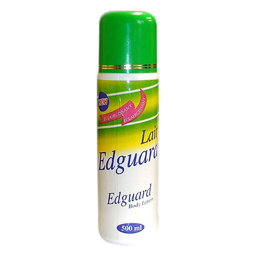 Edguard Body Lotion with Vitamin E vegetable oil and Aloe Vera