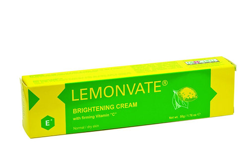Lemonvate Brightening Cream for Toning and Freshness