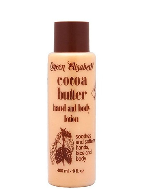 Queen Elizabeth Cocoa Butter Hand & Body Lotion