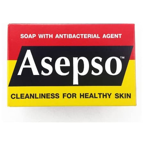 Asepso Medicated Soap for Cleanliness and Health