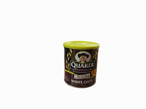 Quacker White Oats