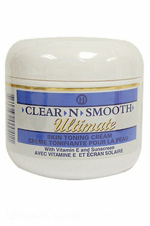 Clear N Smooth Ultimate skin Lightening Cream with Vitamin E and Sunscreen