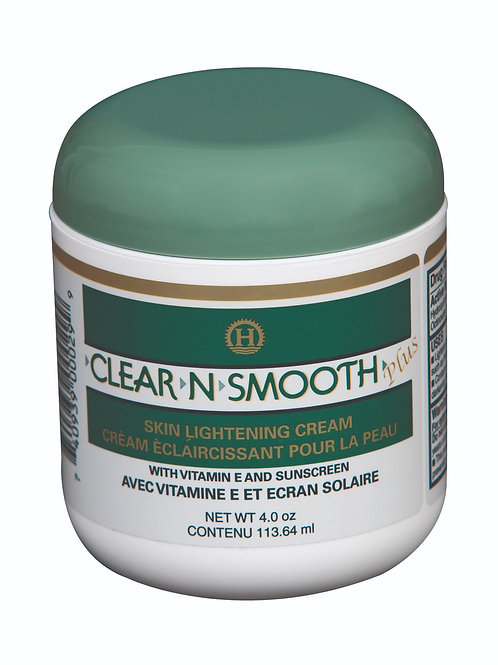 Clear N Smooth Skin Lightening Cream with Vitamin E and Sunscreen