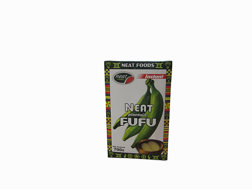 Neat Food Instant Plantain Fufu