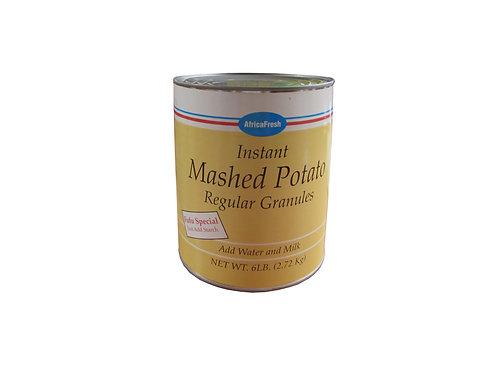 Africa Fresh Mashed Potato