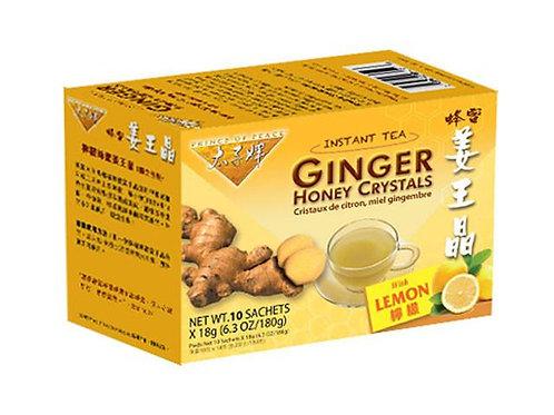 Ginger Honey Crystals Tea
