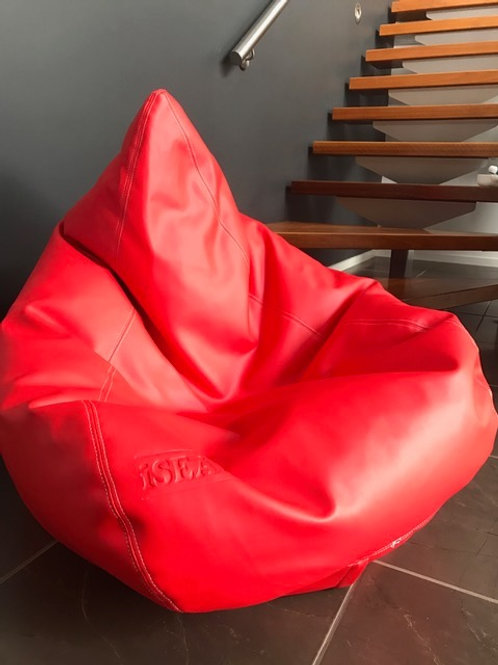 FIRE ENGINE (Red) Beanbag Cover