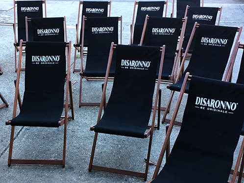 Synthetic Plain Sunbrella Marine Deck Chairs