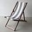 Thumbnail: Sunbrella Block Deck Chair