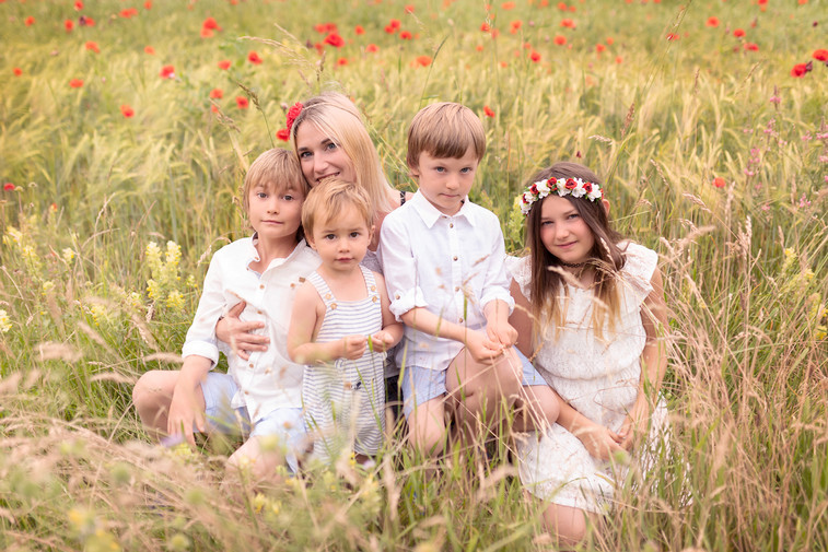 Photo famille Bébé