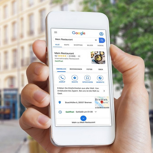Gestion & Optimisation Google my Business déjà existant